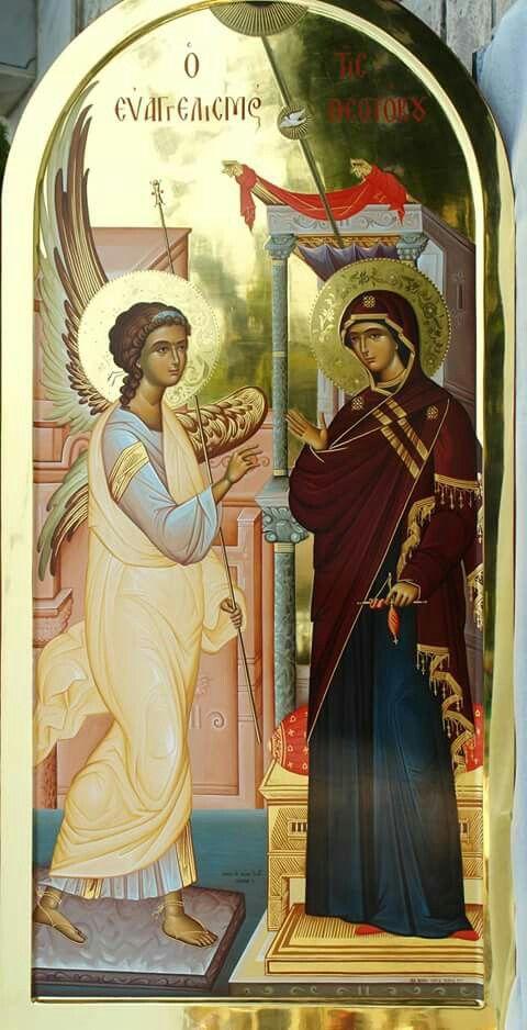 bezoek van de engel aan Maria555
