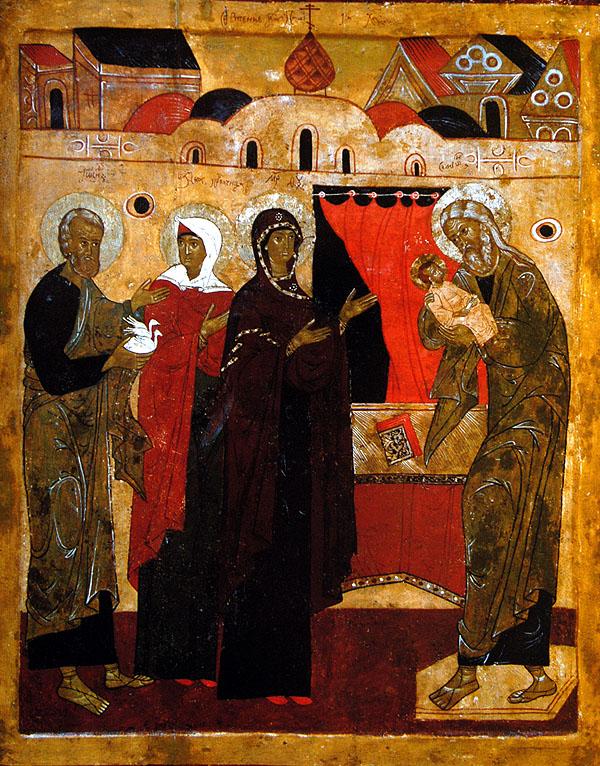 Opdracht van Jezus in de tempel8