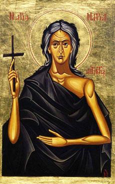 Maria van Egypte