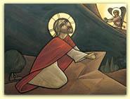 Jezus Getsemanie