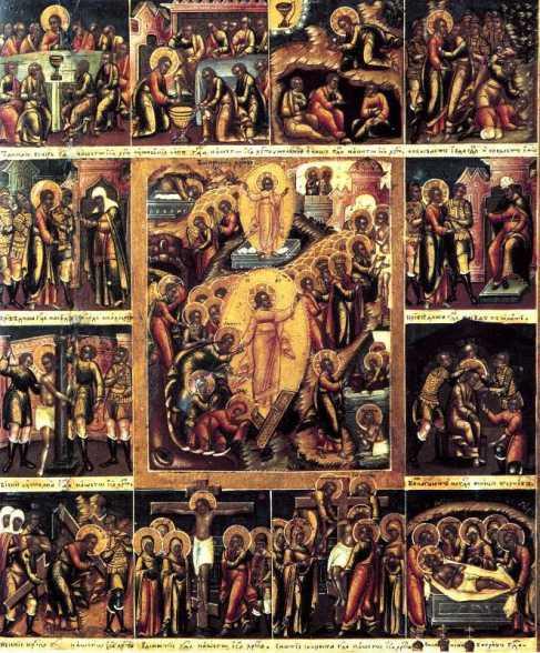 lijdende christus 3