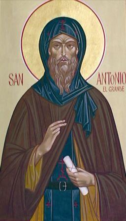 Antonios de Grote (dre)