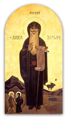Antonius Abt254