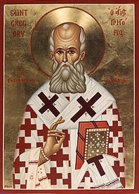 Gregorius van Nazianze