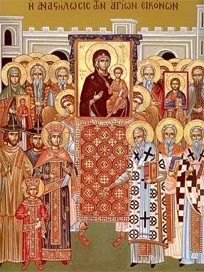 zondag orthodoxie tre