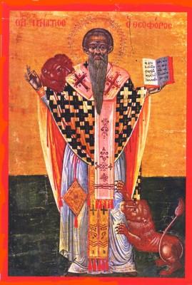 Ignatius van Antiochië 125