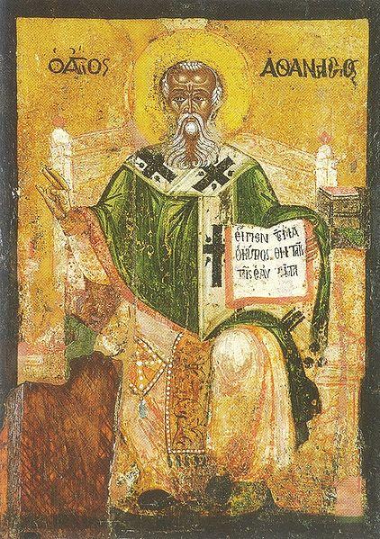 Athanasius van Alexandrië57