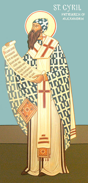 Cyrillos van Alexandrië 159