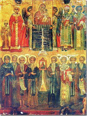 zondag van de orthodoxie11