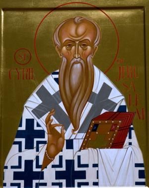 cyrillus van Jerrusalem13