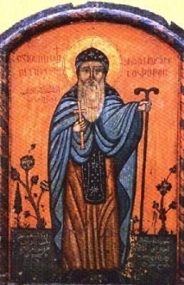 Makarios koptische icoon 56.jpg