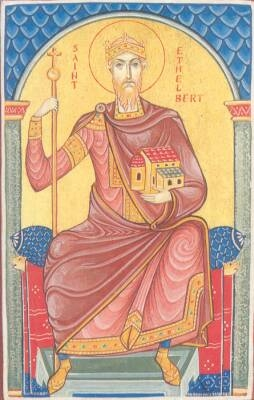 ethelbert koning van kent (Britse heilige).jpg