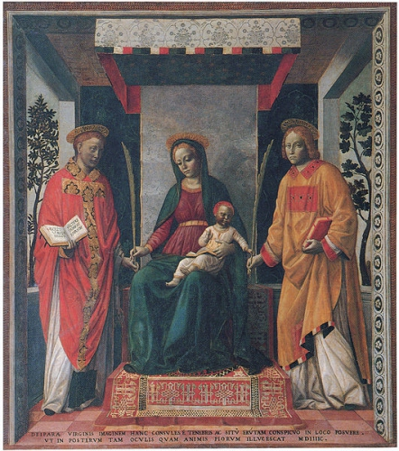Faustinus en Jovita(vincenzo_foppa).jpg
