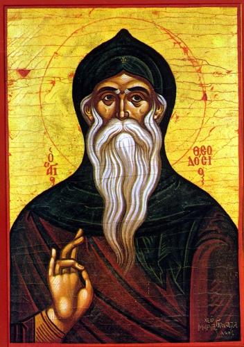 Theodosius de grote, de Cenobiarch.jpg