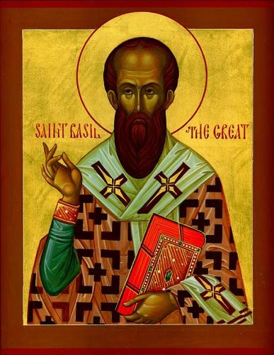 Basilios de Grote aartsbisschop van Caesarea in Cappadocia.jpg