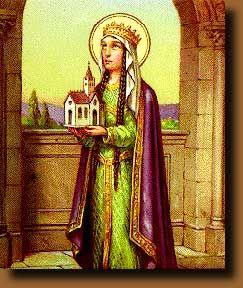 Clotilde vrouw van Clovis.jpg
