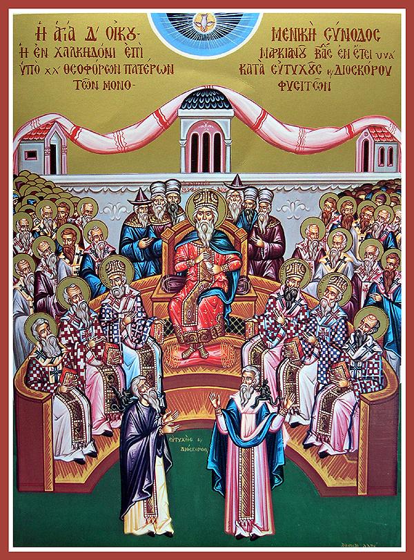 Vaders van de zes eerste oecumenische concilies
