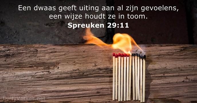 bijbeltekst spreuken-29-11
