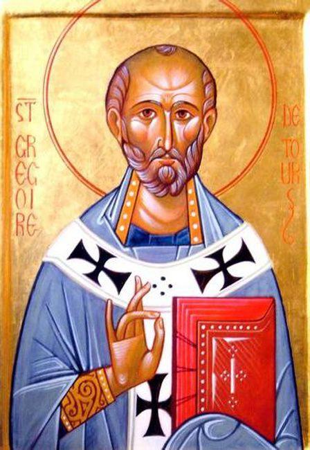 Gregorius van Tours 1
