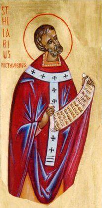 hilarius van Poitiers
