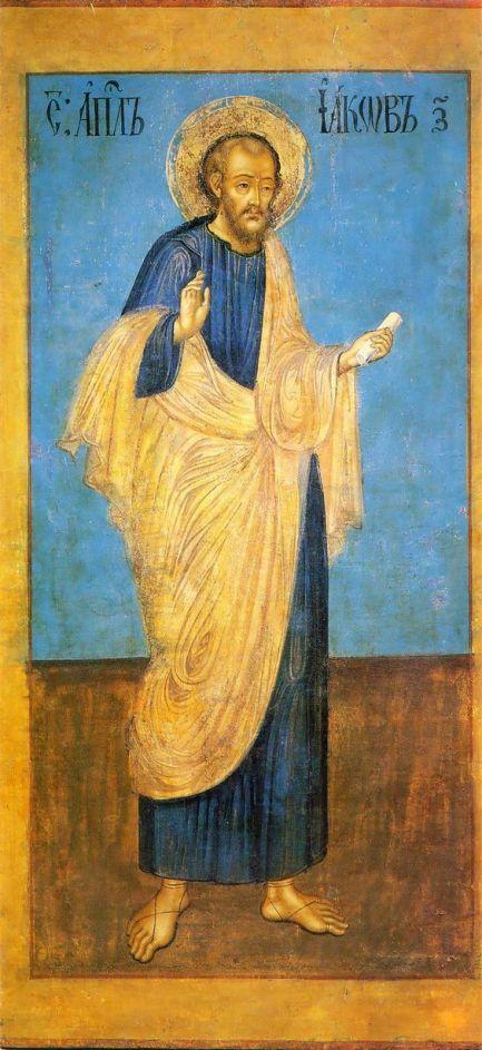 jacobus apostel zoon van zebedeus