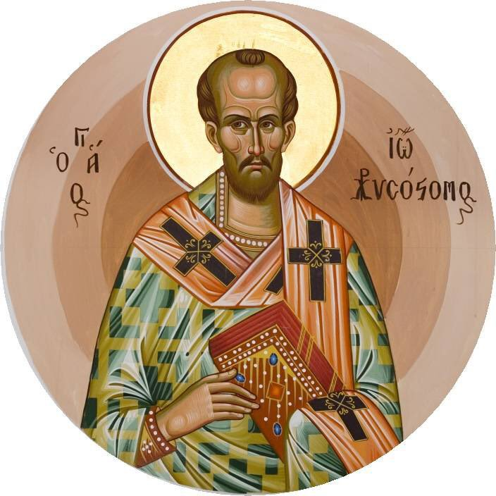 Chrysostomos Johannes
