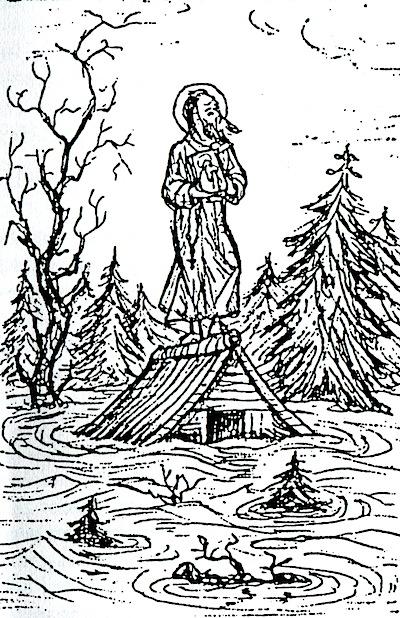 Nicodemos van het Kashna meer