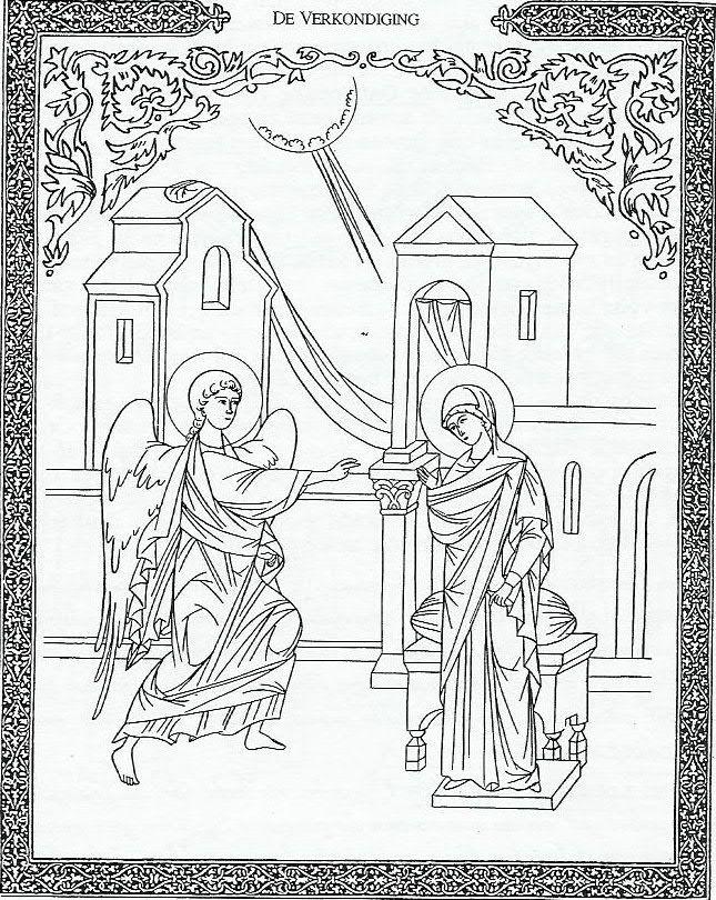 Bezoek van Elisabeth aan Maria