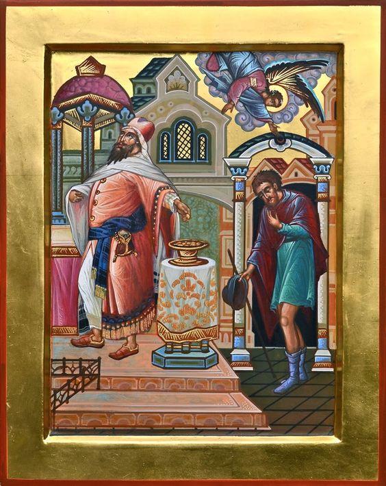 Farizeeer an de tollenaar