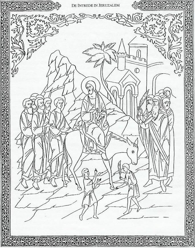 Intocht in Jerusalem 2