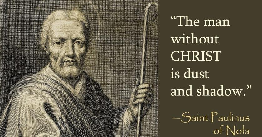 Paulinus van Nola tekst