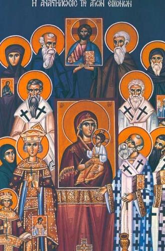 zondag van de orthodoxie