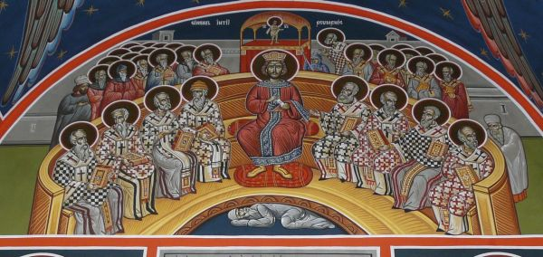 eerste oecumenisch concilie