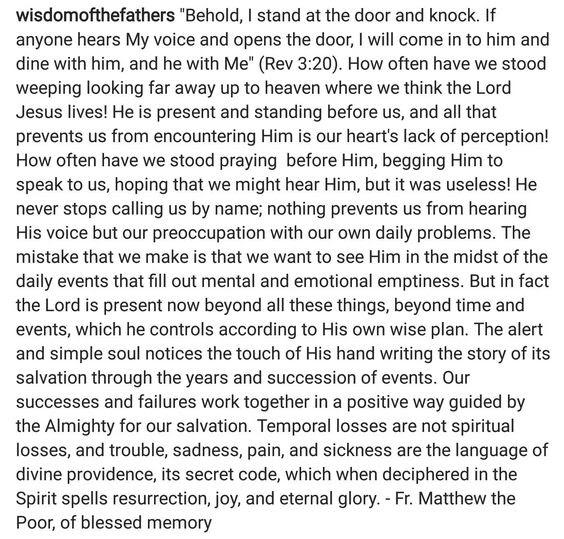 Mattew the Poor