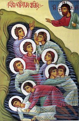 kola de heilige martelaren